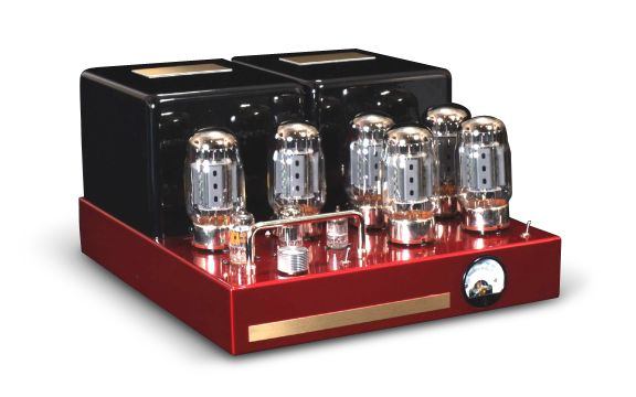 Bob Carver Cherry 180s tube amplifier review #Carver #audio