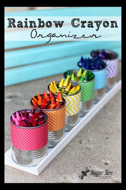 Organizada - Crayon organizer