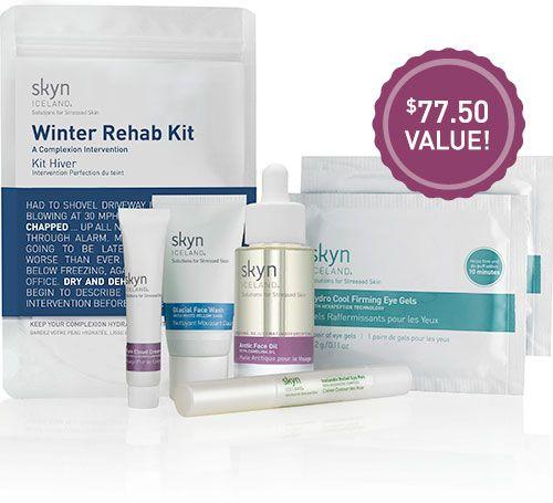 Winter Rehab Kit