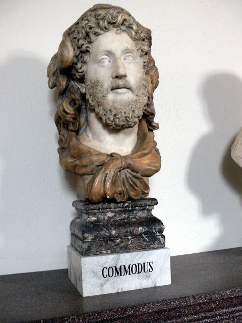 Emperor Commodus - History Is Better That Fiction The Real Emperor Commodus Was Much More Bizarre and Odd Than The Way He Is Portrayed In Film - March 2, 2017