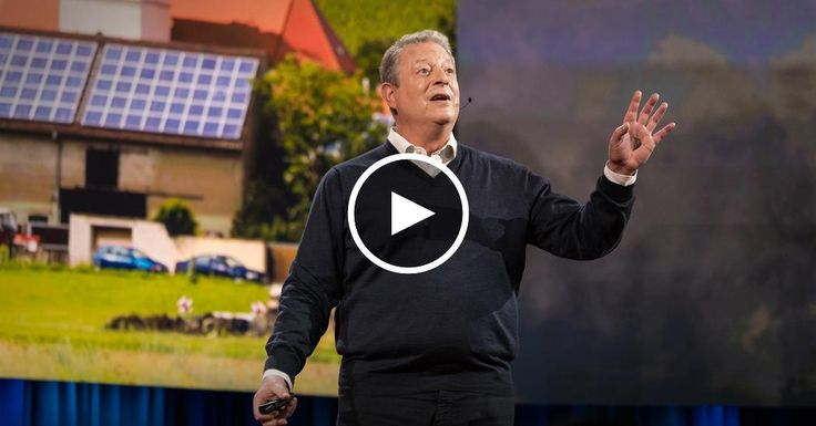Why is Al Gore optimistic about climate change? In this spirited talk, Gore asks three powerful questions about the man-made forces threatening to destroy our planet -- and the solutions we're designing to combat them. (Featuring Q&A with TED curator Chris Anderson)