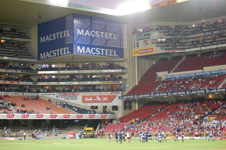 Newlands rugby ground. Home to The Stormers and Western Province.