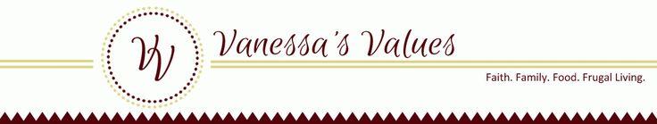 Vanessa's Values