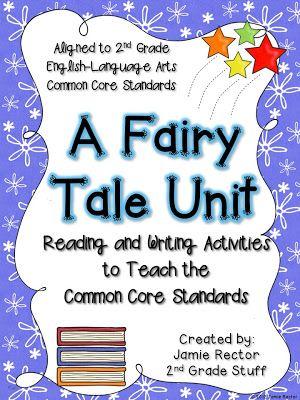 2nd Grade Stuff: Fairy Tale Unit