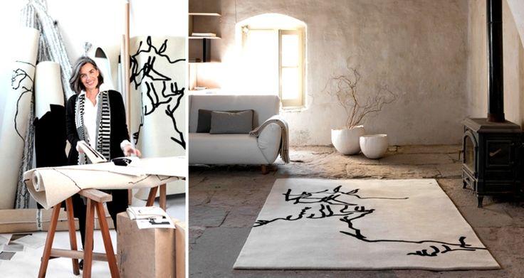 #excll #дизайнинтерьера #решения Известный каталонский дизайнер и основатель компания Нани Маркина в прошлом году отметила 25-летний юбилей свей компании.