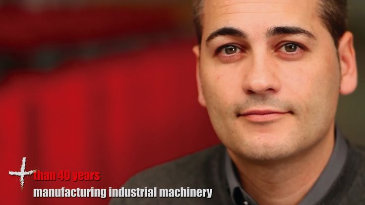 NARGESA, INDUSTRIAL MACHINERY. WHAT AND WHO WE ARE!