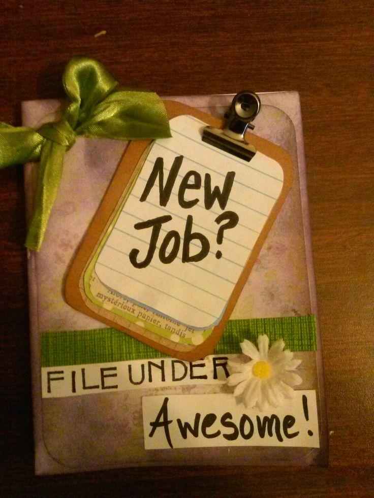 41 best new job cards images on pinterest