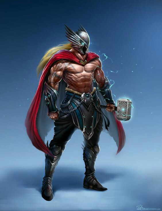 the concepts that determine a hero thor Learn how to do anything with wikihow, the world's most popular how-to website easy, step-by-step, illustrated instructions for everything.