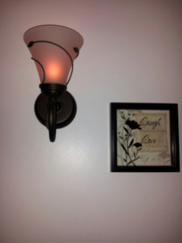 Candle Impressions Wall Sconce Candles Pinterest Candles, Flameless candles and QVC