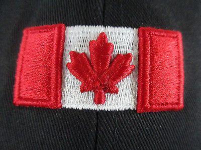 Canada Maple Leaf ESSO Imperial Oil Exxon Mobil Canadian Hat Ball Cap Refinery