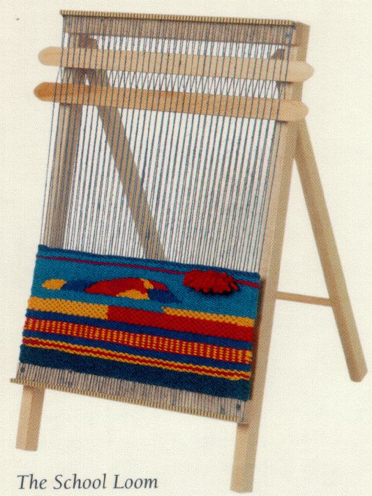 Simple Weaving Instructions Google Search Looms And