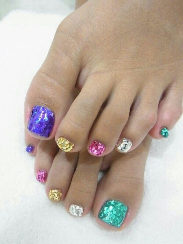 77 best Pedicure images by BlingFlowersAndCo on Pinterest   Nail ...