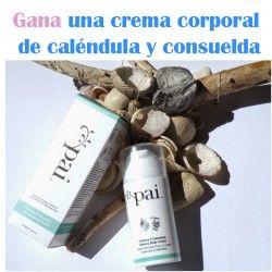Gana una #crema corporal de caléndula y consuelda ^_^ http://www.pintalabios.info/es/sorteos-de-moda/view/es/4784 #ESP #Sorteo #Cosmetica