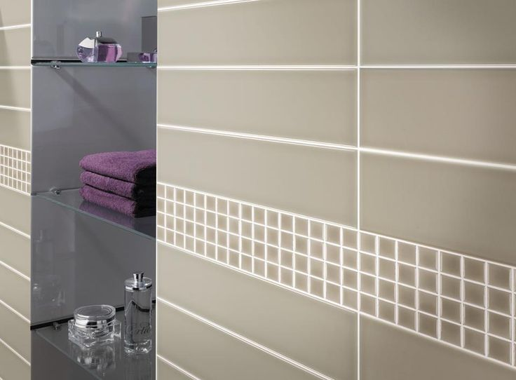 "Metro Subway Tile - Beige Bright 4"" x 16"" Ceramic Wall ..."