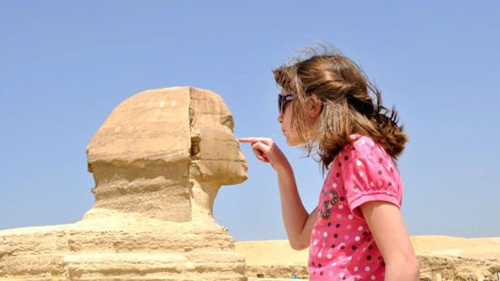 The Mighty Sphinx / http://www.shaspo.com/cairo-short-break-holidays-egypt-holidays / Have the chance to take memorable photos with the Spinx in Cairo Short Breaks.