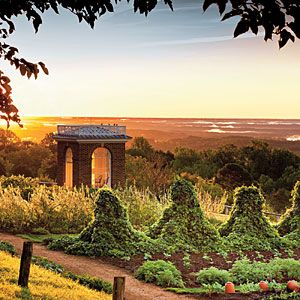 Virginia | Thomas Jefferson's Gardens at Monticello | SouthernLiving.com