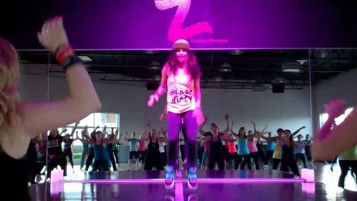 Cant Hold Us (Macklemore & Ryan Lewis) Warm up - Eva Brammer @ The Z Spot