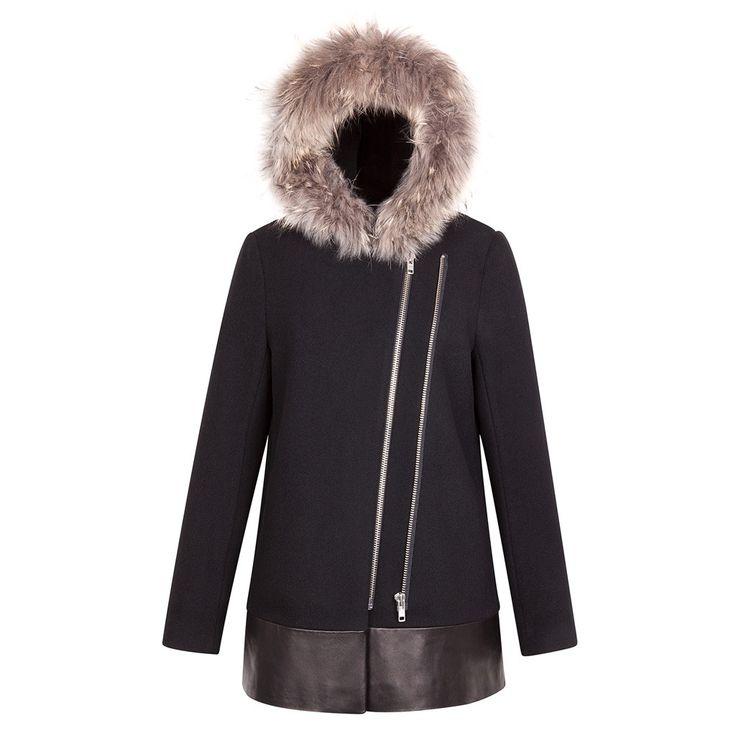 Manteau femme hiver Sandro