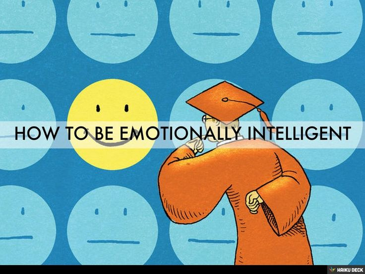 What is emotional intelligence? How to be emotionally intelligent by @DanielGolemanEI via slideshare #leadership #HR