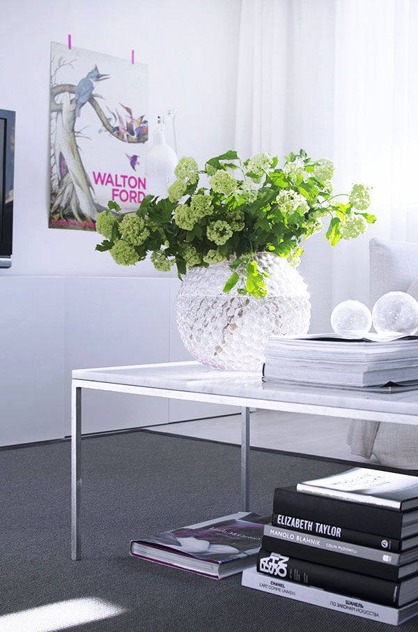 love that large, round vase! | blogg för gingerbreadhouse, lovely life