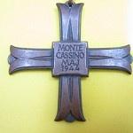 WW2 Monte Cassino Cross Medal | Militaria | WARSTUFF
