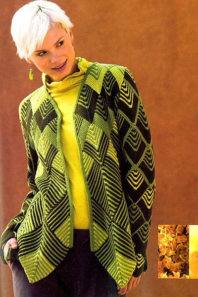 Swing Swagger & Drape Kits by Trendsettery Yarns