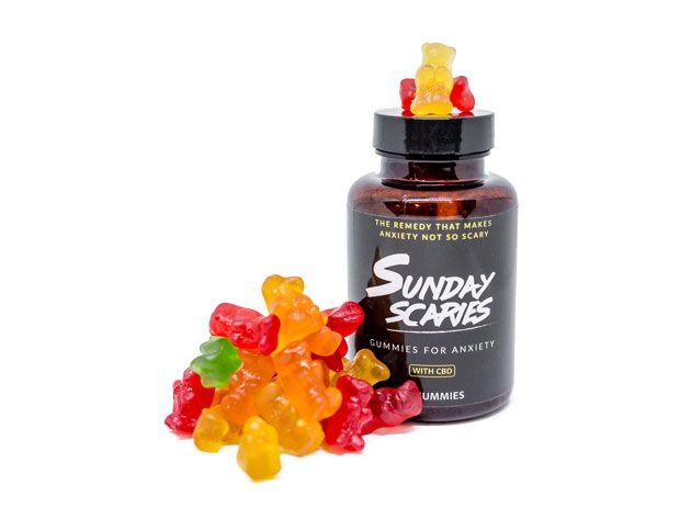 Sunday Scaries CBD Gummies for $29 | Stylish Deals for Women