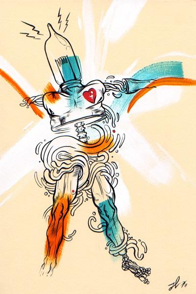 Original Work/Obra Original by Aleix Gordo Hostau by Aleix Gordo Hostau, via Behance