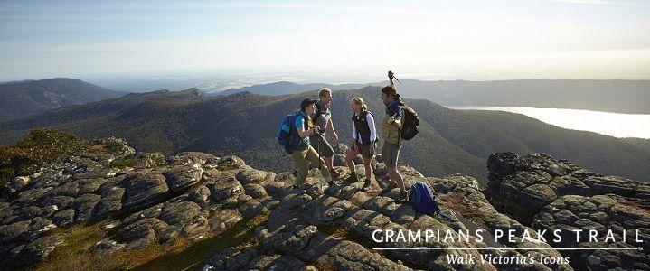 Parks Victoria - Grampians Peaks Trail