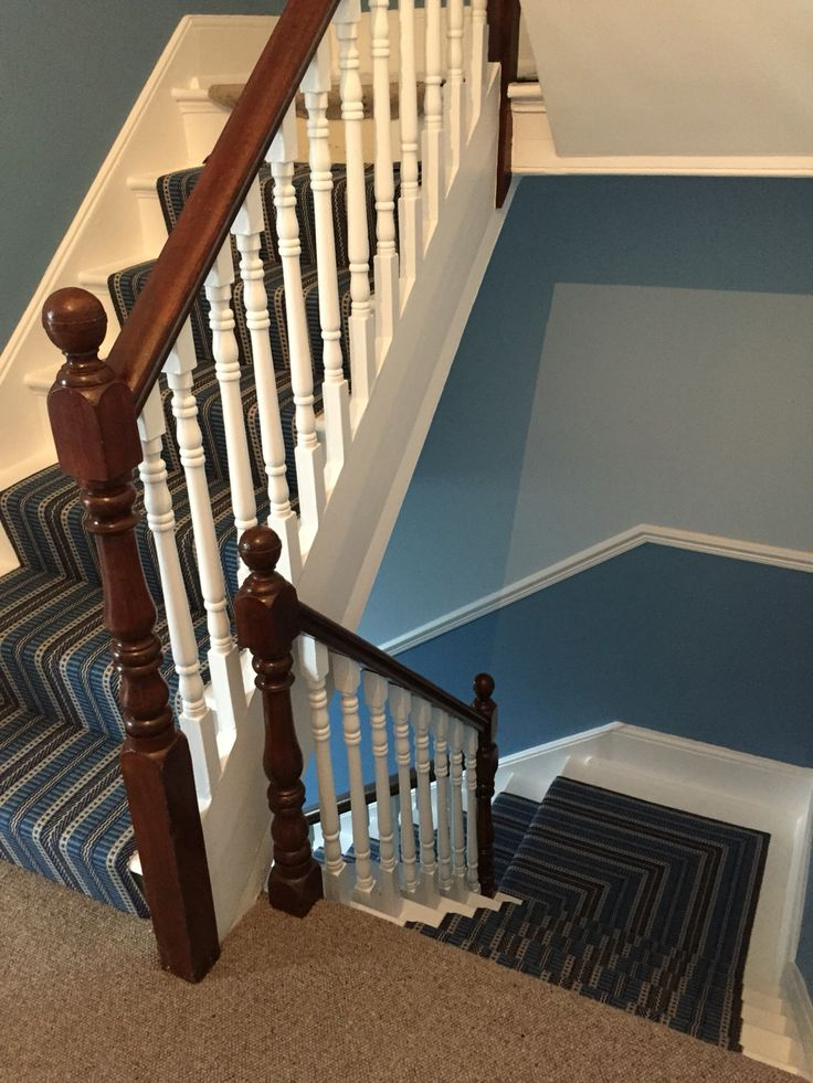 Stairs complete!