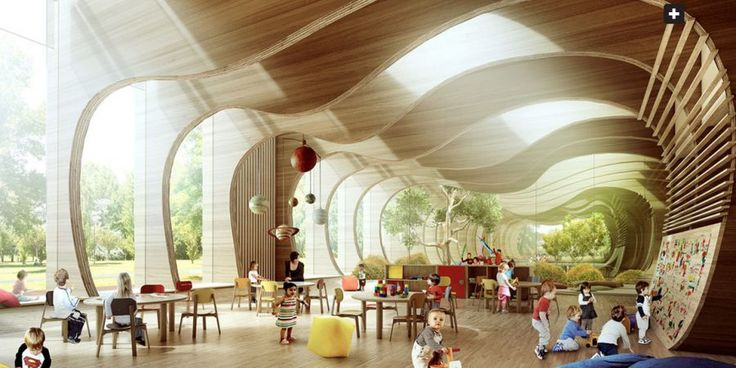 Itália tem uma das escolas primárias mais sustentáveis e modernas do mundo | SAPO Lifestyle