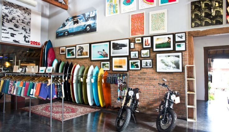 Chillen in de surfshack: Deus ex Machina