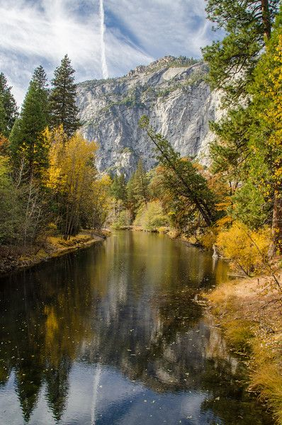 Yosemite Valley in the Fall | Ever in Transit