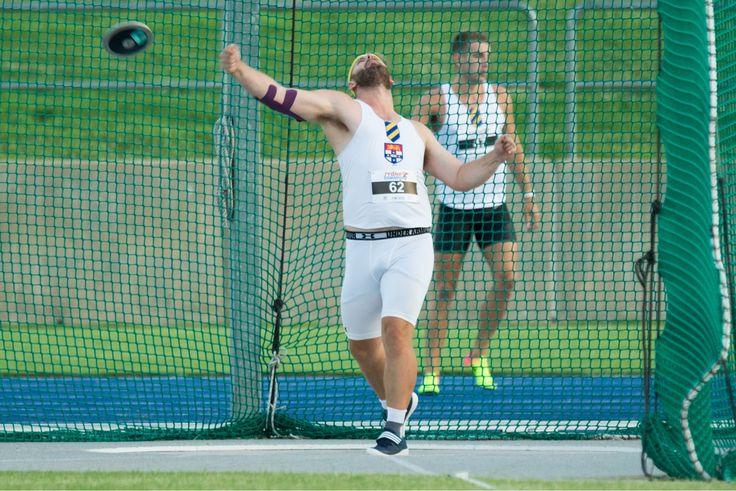 Getting some athletics practice #sydneyinvitational #unleashedphotography #sportsphotography #athleticsnsw #shotput
