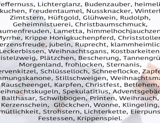 Schoene-Woerter-Weihnachten-schoene- Weihnachtswoerter-waseigenes.com
