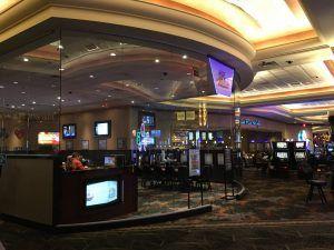 Poker Room Glass