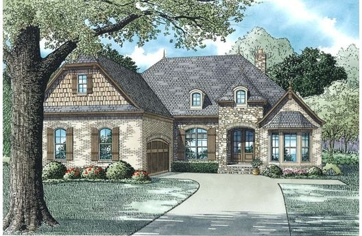 Images About House Plans On Pinterest French Country House Plans