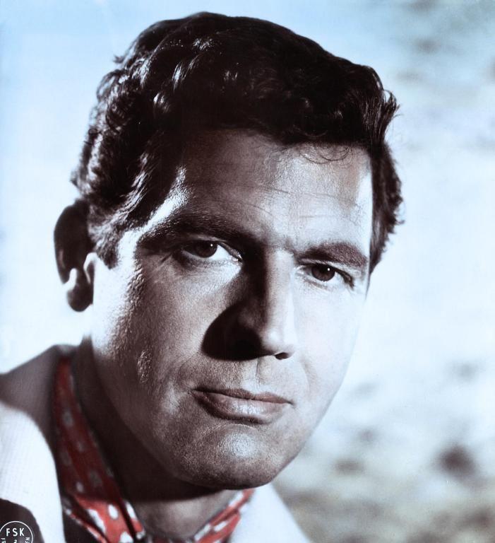 Paul Hubschmid (aka Paul Christian), 1917 - 2001