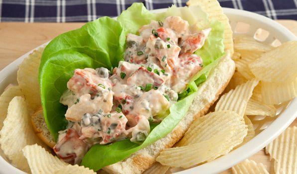 Stefano's Lobster Roll