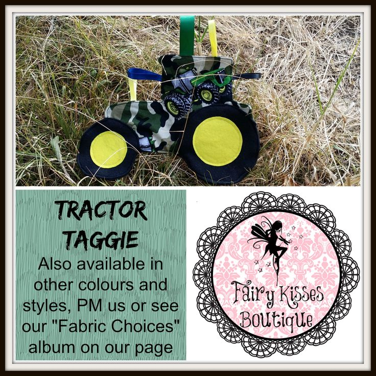Tractor Taggie