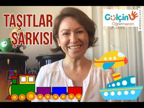 TAŞITLAR ÇOCUK ŞARKISI - YouTube