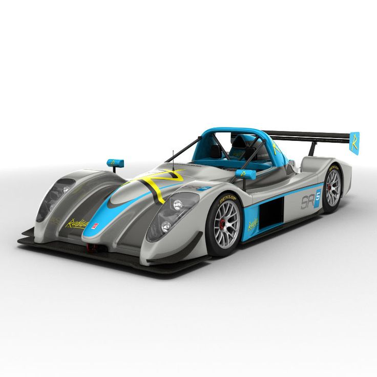 Sport Radical Endurosport 3D Model - 3D Model