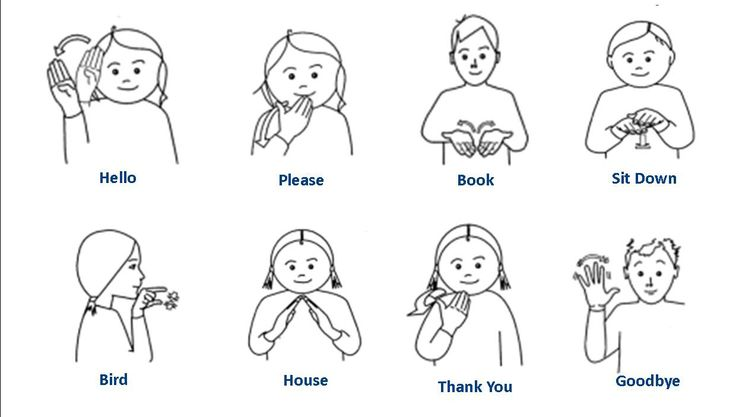 Image Result For A Basic Course In American Sign Language Online
