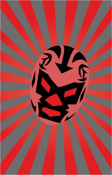 Lucha Mask  by ~Michy91