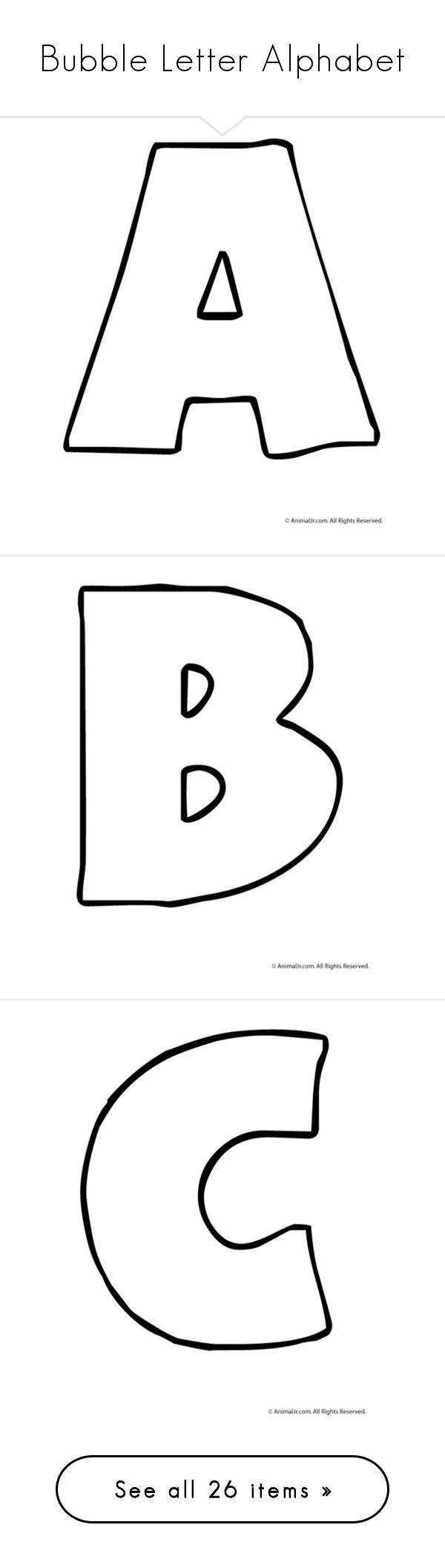 38 best Bubble Letter Name ART Folder images on Pinterest