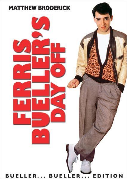 Feris Buellers' Day OffFilm, 80S, Ferris Bueller, Funny Movie, Day Off, Book, John Hugh, Favorite Movie, High Schools