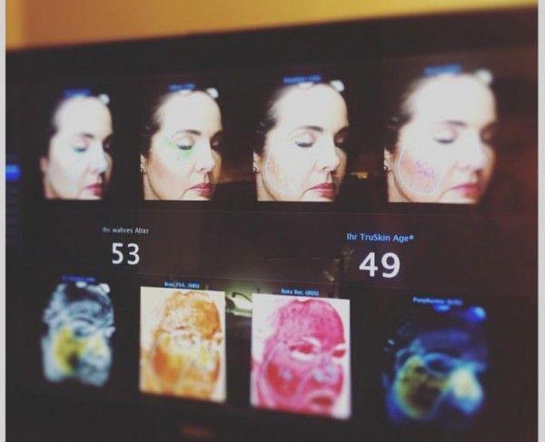 Blog Eintrag - Die VISIA De Luxe Hautanalyse zeigt dir, was deine Haut wirklich braucht.
