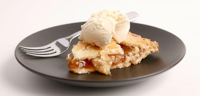 Jablkový koláč z mrkvového těsta – hříšně zdravá pochoutka