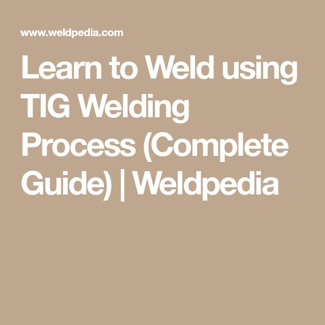 Best 25+ Tig welding process ideas on Pinterest Mig welding - pipeline welder sample resume