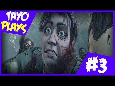 REVENGE!!! | The Walking Dead: Michonne - Ep 3 #3 - YouTube Tayo plays games